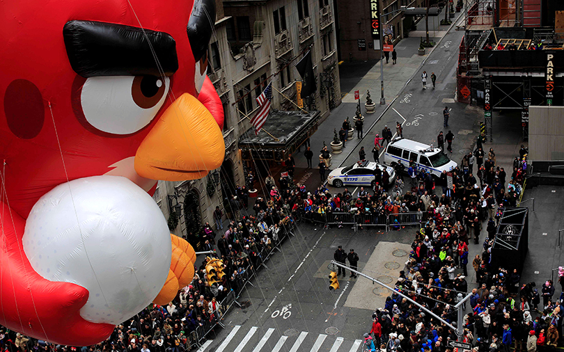 Angry Bird maker Rovio moves ahead with IPO at $1.1 bn valuation