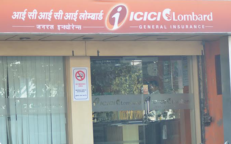 ICICI Lombard reverses losses to gain 3% on listing day