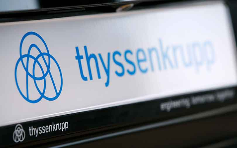 Thyssenkrupp may ink initial pact with Tata Steel on European steel merger