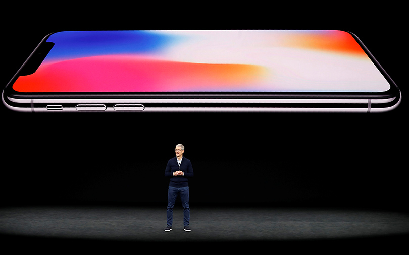 Apple rolls out $999 iPhone X amid flurry of launches