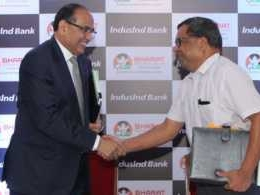 IndusInd Bank signs pact to acquire Bharat Financial