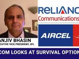 What are RCom's survival options after Aircel deal collapse?