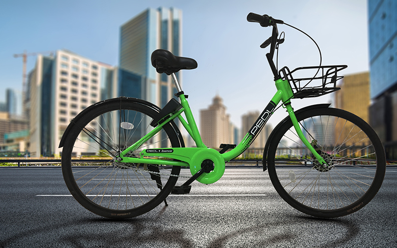 Zoomcar looks to put PEDL to the metal with bicycle-sharing service