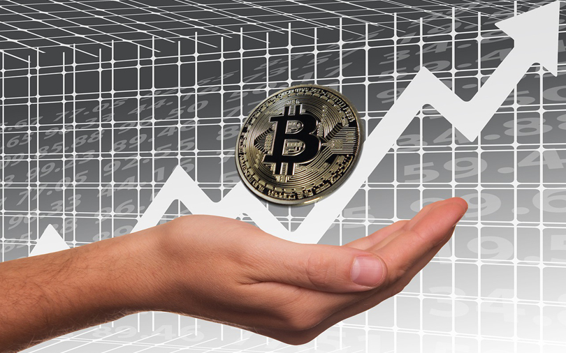 Bitcoin rockets to new record high near $10,000