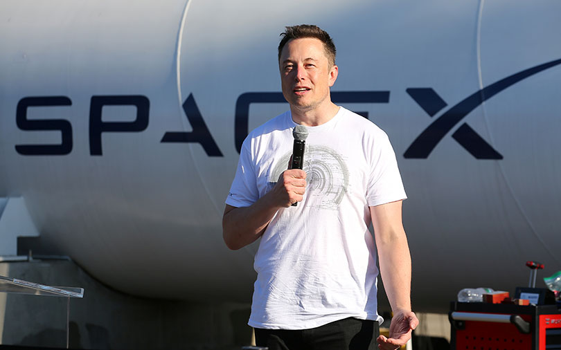 Elon Musk-led SpaceX raises another $100 mn