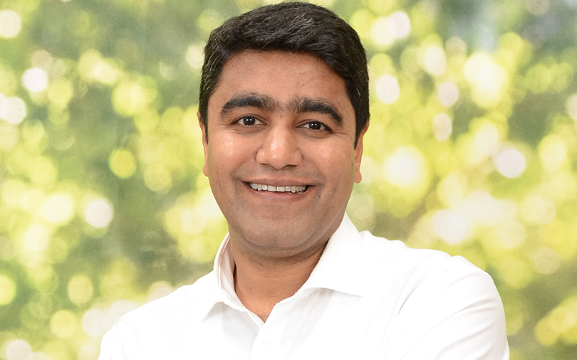 Startups with strong biz getting lost in crowd: Pitney Bowes' Manish Choudhary