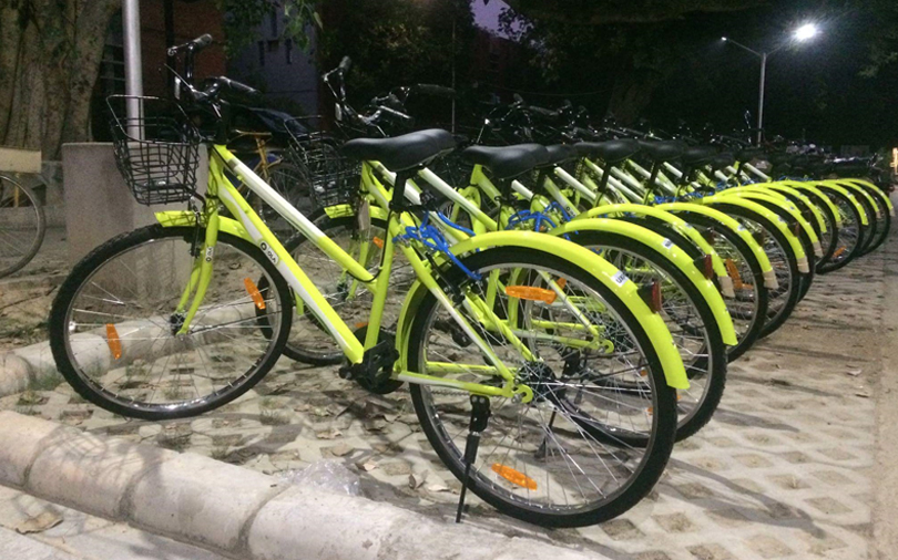 Ola to launch bicycle sharing, runs pilot on IIT Kanpur campus