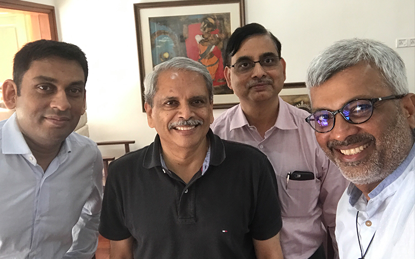 Kris Gopalakrishnan invests in Ratan Tata-backed analytics startup Crayon Data