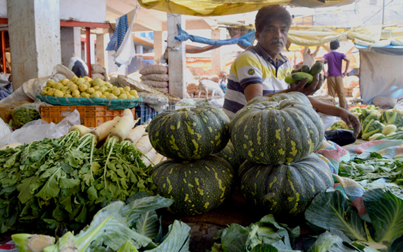 Wholesale price inflation hits six-month high in October