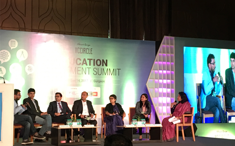 Education space offers growth in the long run: panellists at VCCircle summit