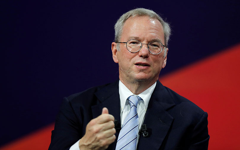 Google parent Alphabet's Eric Schmidt to quit as executive chairman