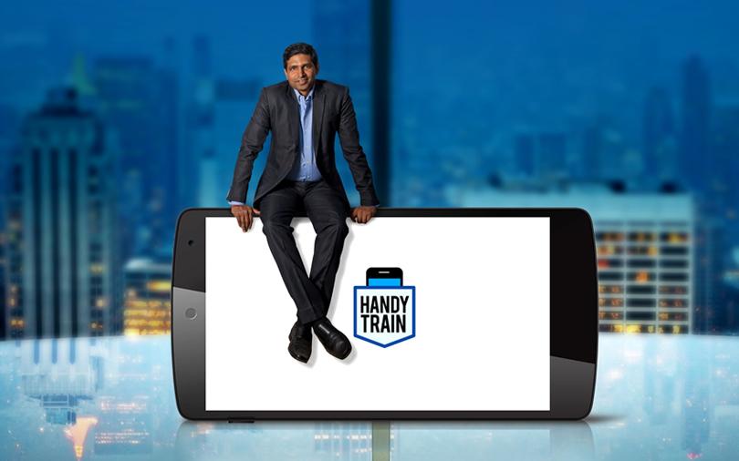 Mobile training startup HandyTrain raises pre-Series A round