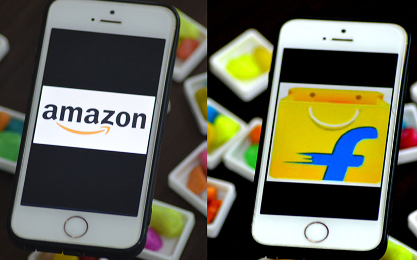 Amazon vs Flipkart: Which e-commerce giant attracts more eyeballs?
