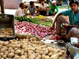 India's wholesale price inflation eases to 3.58% in December