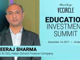 Indian School Finance CEO Neeraj Sharma on growth plans, funding and more