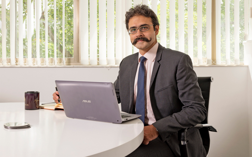 An accidental lawyer, Phoenix Legal's Sawant Singh is a star in his own right