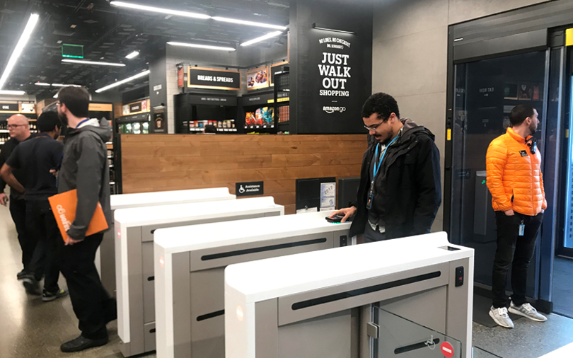 Amazon set to open automated grocery store