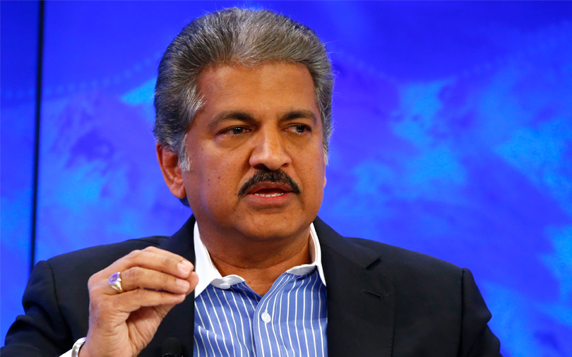 Anand Mahindra joins board of TPG's Rise Fund
