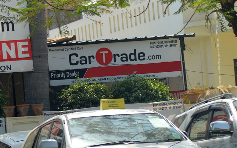CarTrade to acquire Shriram Automall for $24.5 mn