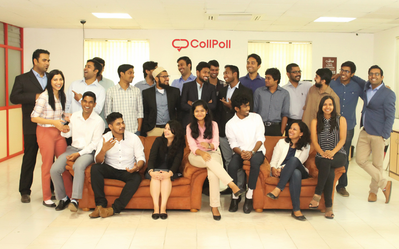 Ed-tech startup CollPoll bags pre-Series A funding