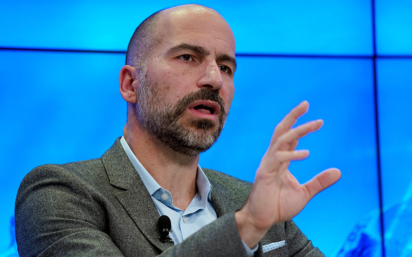 Uber CEO to visit India next month in quest to improve firm's image