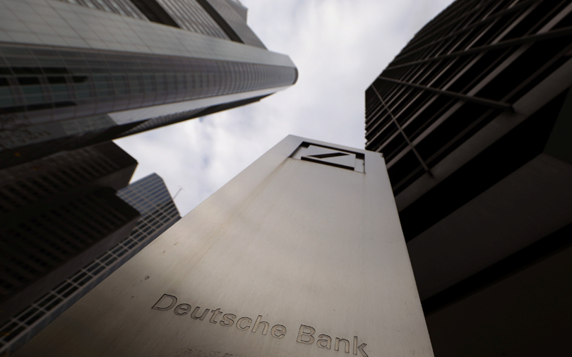 Deutsche Bank acquires fintech startup Quantiguous Solutions