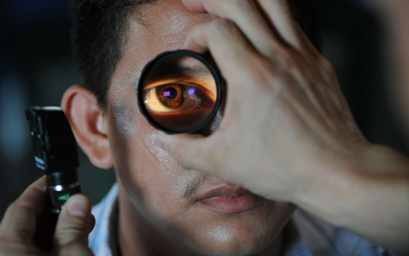 ERC Eye Care gets follow-on funding from Ennovent