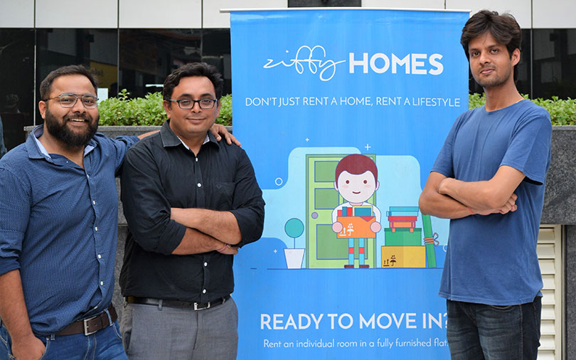 Home rental marketplace ZiffyHomes raises angel funding