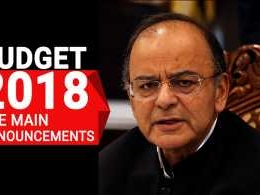 Hits and misses of Budget 2018