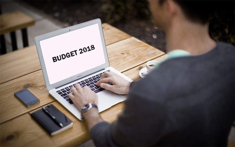 Budget 2018: Live Blog
