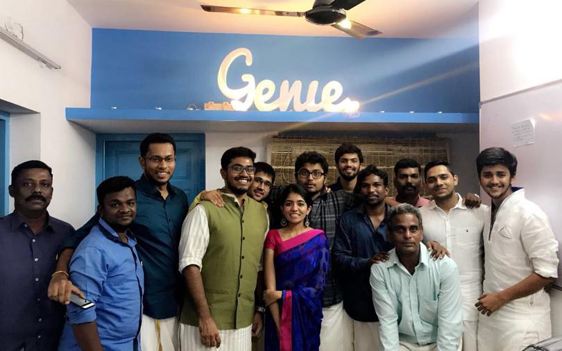 Logistics startup Genie acquires food delivery platform Dinein