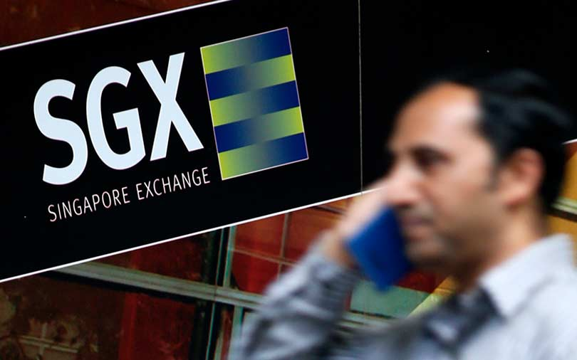 Singapore Exchange shares tank after Indian bourses rein in trading abroad