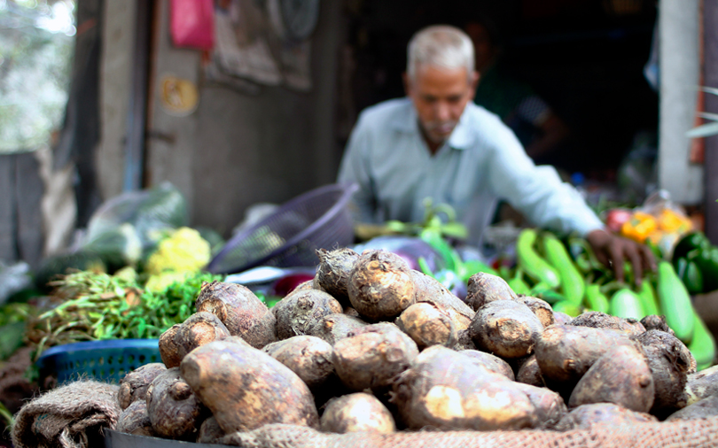India's WPI inflation cools to 2.84% in January