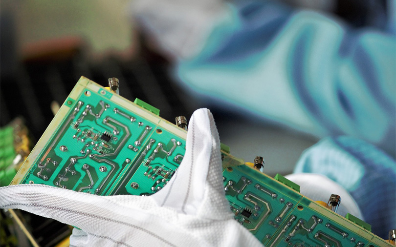 Anicut bets on electronic systems manufacturer