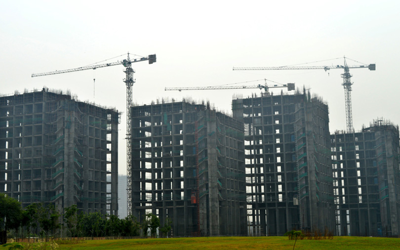 Edelweiss' NBFC arm backs two projects of Gurgaon developer