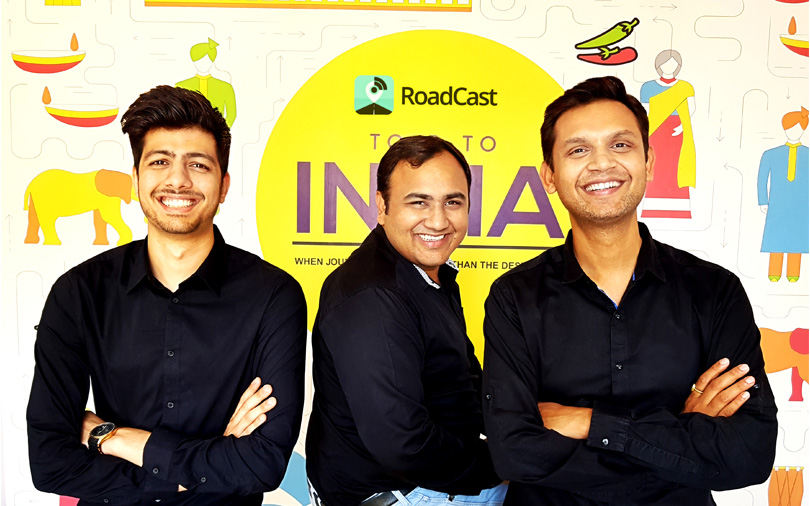 HNIs invest in vehicle tracking startup Roadcast