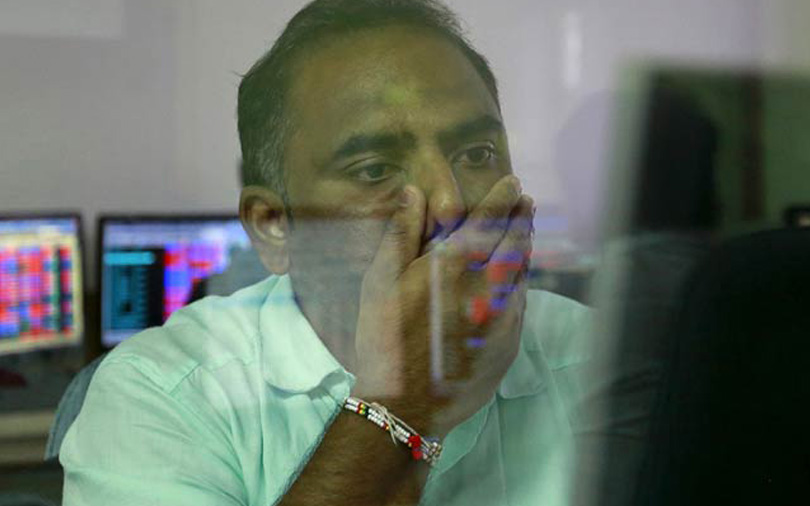 Sensex posts biggest weekly loss since March