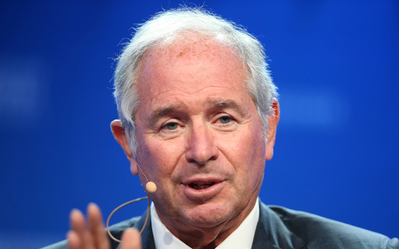 Blackstone CEO Stephen Schwarzman earned $786 mn in 2017
