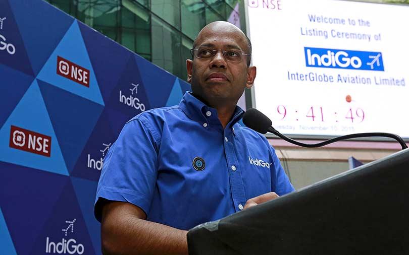 Aditya Ghosh resigns as president of IndiGo