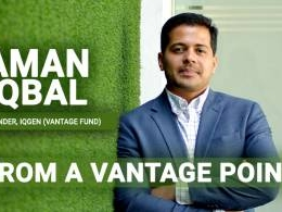 IQGEN founder Aman Iqbal on Vantage healthcare fund's game plan