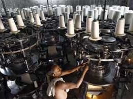 India factory output expands in April for ninth straight month