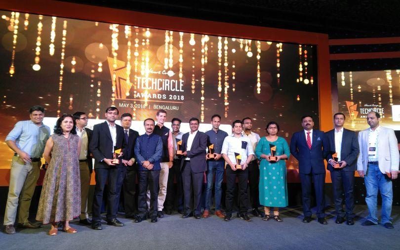 Swiggy, Razorpay, Rivigo & Flipkart take top honours at TechCircle Awards
