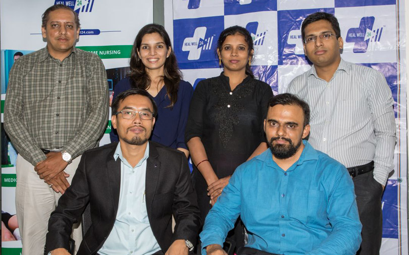 Angels invest in home healthcare aggregator HealWell24