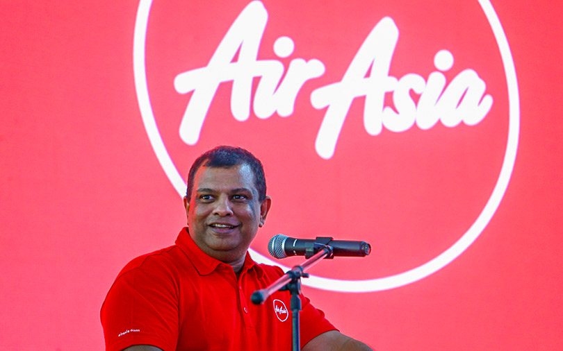 CBI files case against AirAsia CEO Tony Fernandes over flying licence