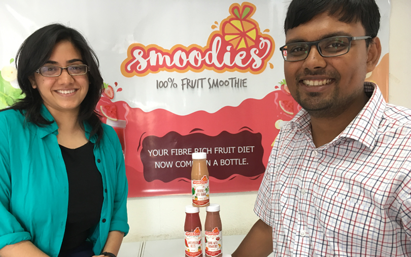 Crowdfunding platform 1Crowd backs smoothies brand