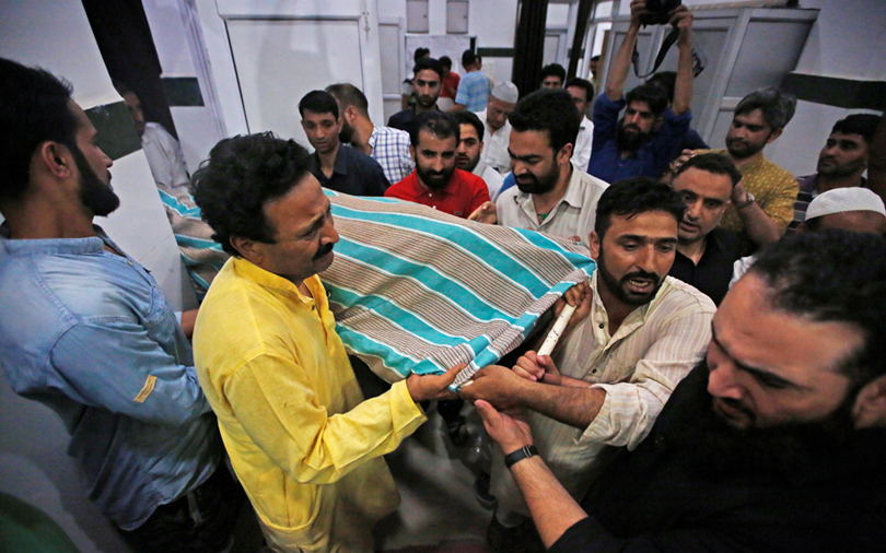 India unwrapped: 'Plot' to kill PM, Kashmiri editor's murder sum up sombre week