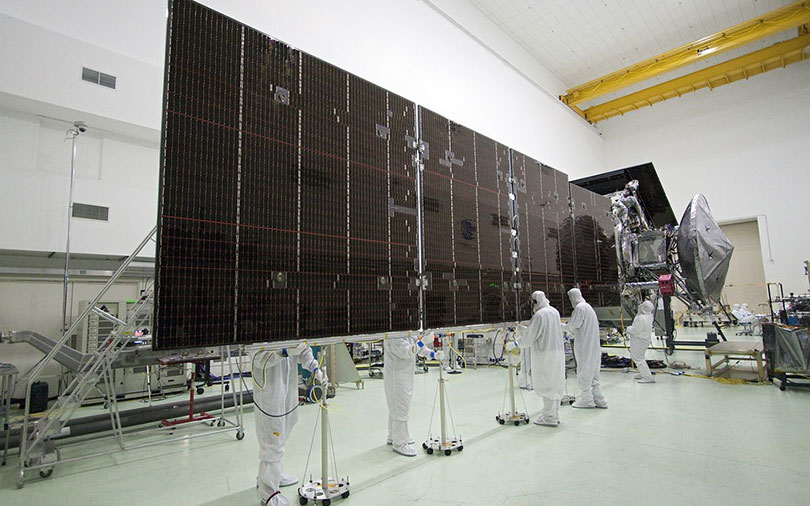UAE investment firm Calega to bet on solar equipment maker