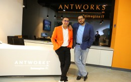 Japanese investment firm backs AI startup AntWorks