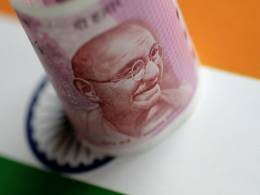 India's April-June fiscal deficit at 68.7% of budgeted target