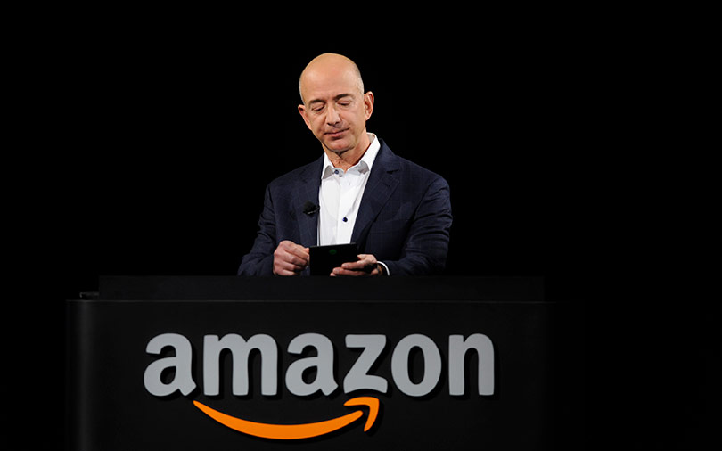 Who's CEO Of The Year Bezos Of Amazon Or Google's Page?
